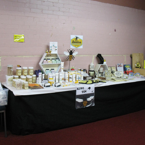 Beeline Supplies Display