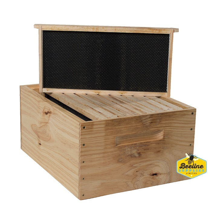 Complete Full Depth Bee Box - Commercial Grade | Complete