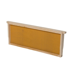 Three Quarter Depth Wooden Frames with Plastic Foundation