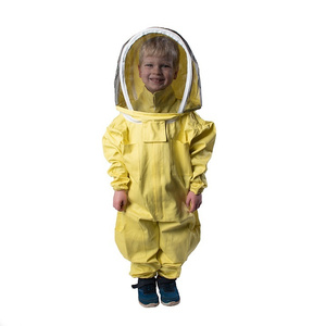 Children's Suit - Yellow