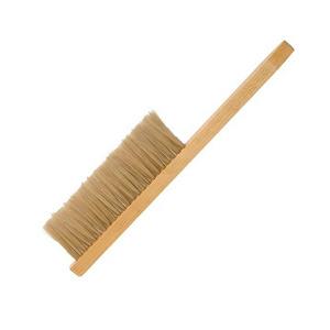 Bee Brush with Wooden Handle