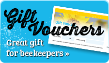 Gift Vouchers - Great Gifts For Beekeepers